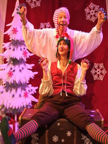 Les Comédies et Contes de Noël