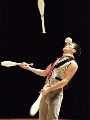 Jongleurs de Cirque
