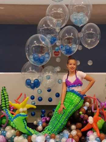 Sculptures Ballons et Maquillages